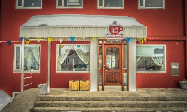 Kaffi Klara, North Experience og Segull67 á Local Food