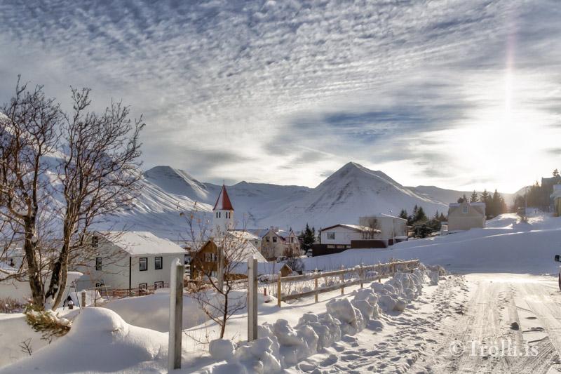 Vetrardagurinn fyrsti á Siglufirði