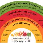 Lýðheilsuvísar eftir heilbrigðisumdæmum á Íslandi