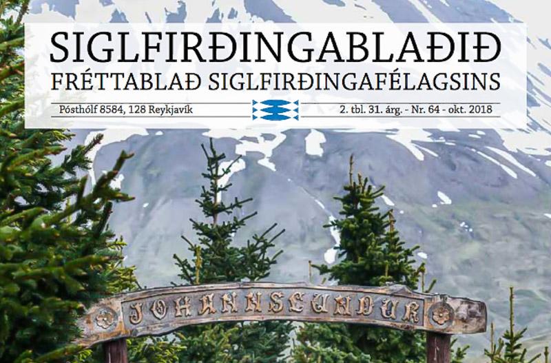 Haustblað Siglfirðingablaðið að koma út