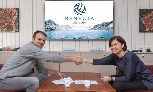 Benecta-deild kvenna hefst á laugardaginn