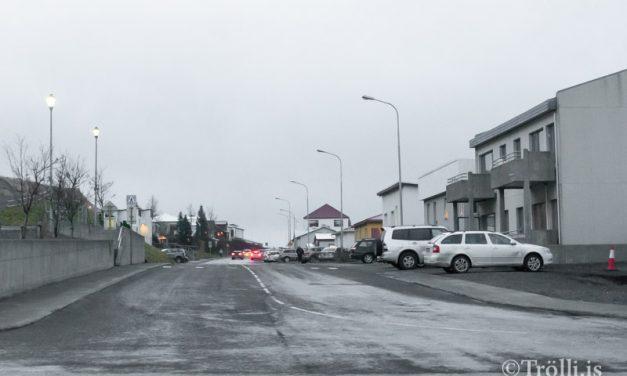 Leita leiða til að hægja á umferð