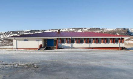Upptaka frá íbúafundi á Hótel Hvítserk
