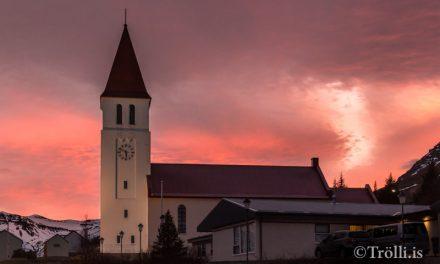 Afmælismessa í Siglufjarðarkirkju