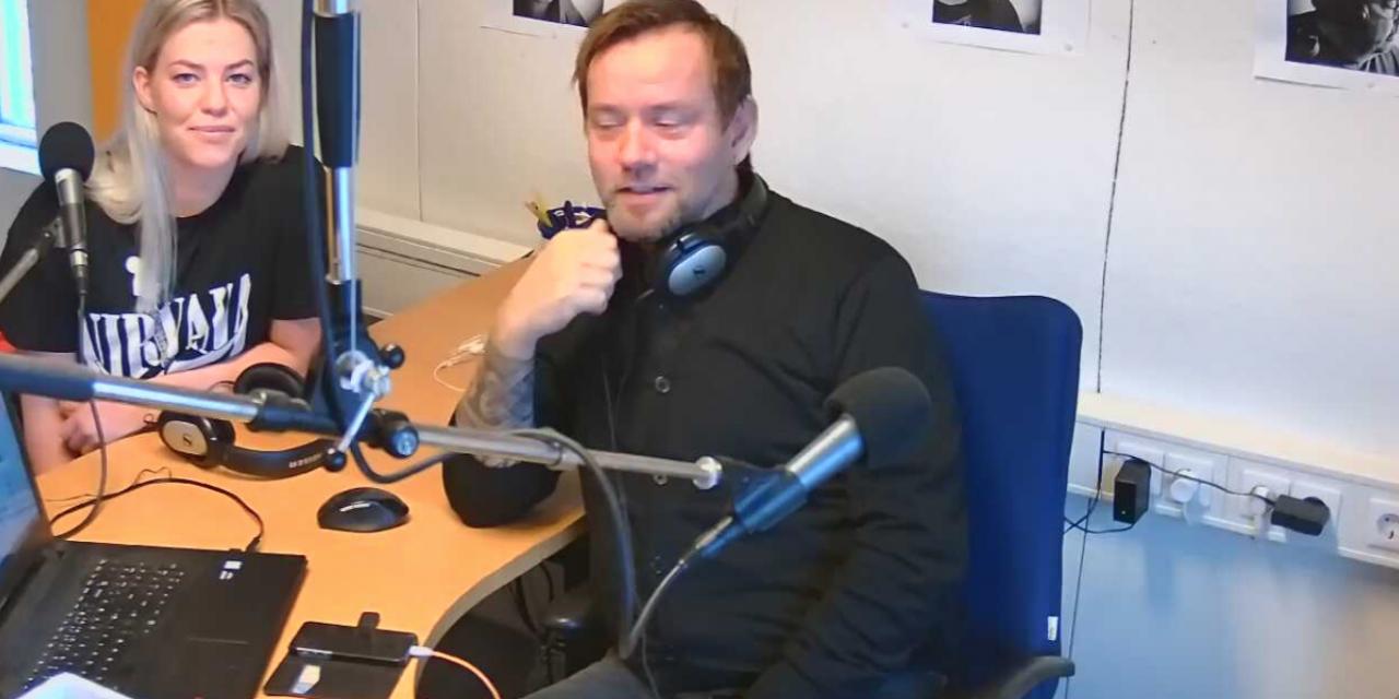 Andri spilar eingöngu íslenskt á FM Trölla í dag