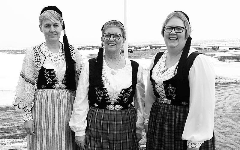 Fullveldishátíð Kvenfélagsins Framtíðarinnar í Fljótum 1. des