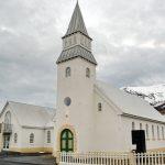 Bein útsending frá Ólafsfjarðarkirkju