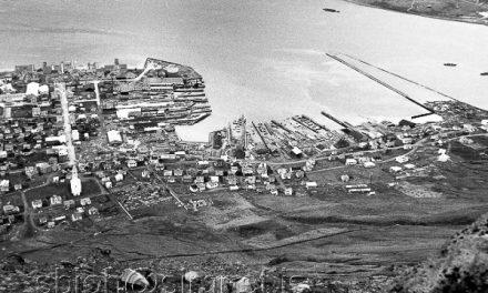 Myndasyrpa: Siglufjörður um 1960