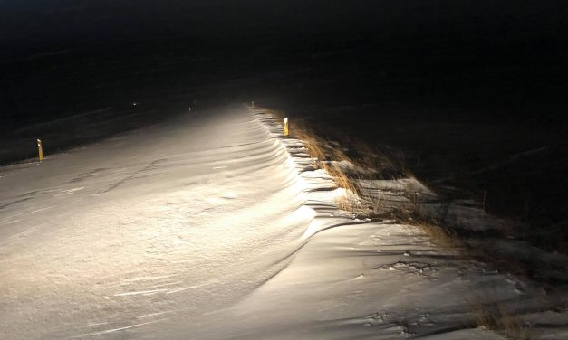 Siglufjarðarvegur lokaður