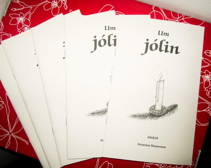 Jólaljóð eftir Þórarinn Hannesson