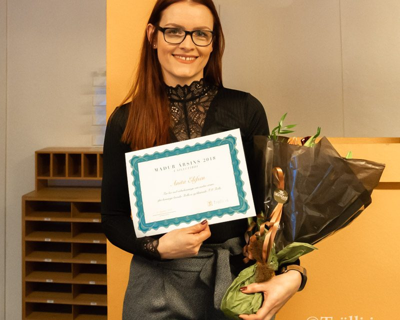 Anita Elefsen maður ársins 2018 á Siglufirði