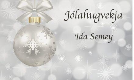 Jólahugvekja – Ida Semey