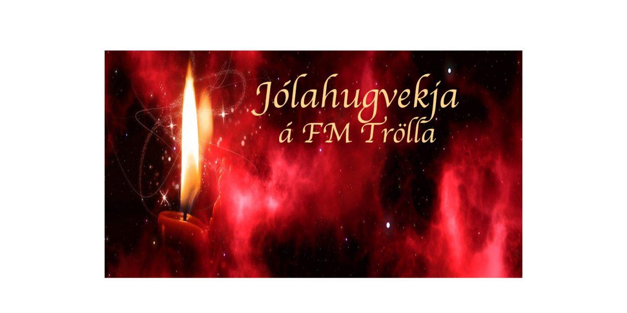 Jólahugvekja á FM Trölla