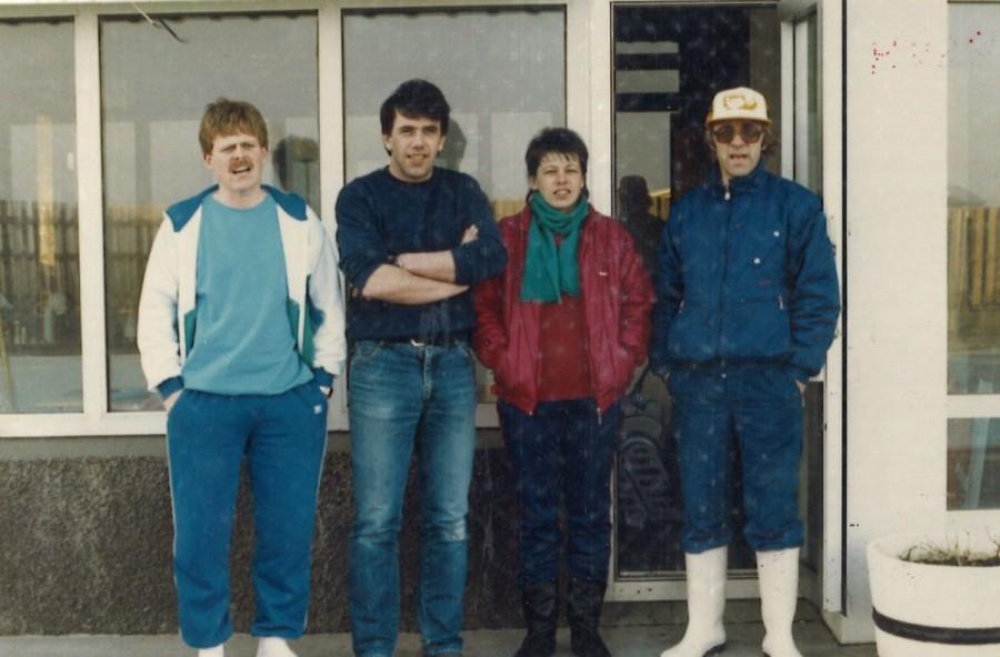 Auglýst eftir myndum frá undirbúningi afmælishátíðar 1988
