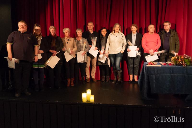 Menningarstyrkir veittir í Fjallabyggð