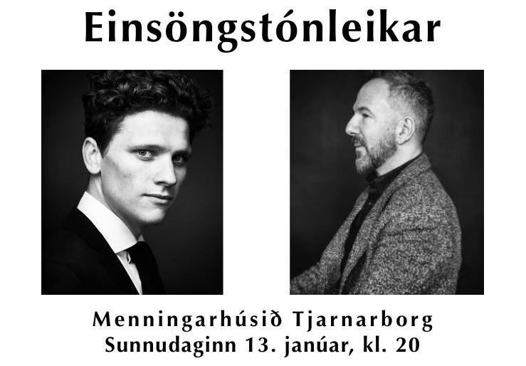 Einsöngstónleikar í Tjarnarborg