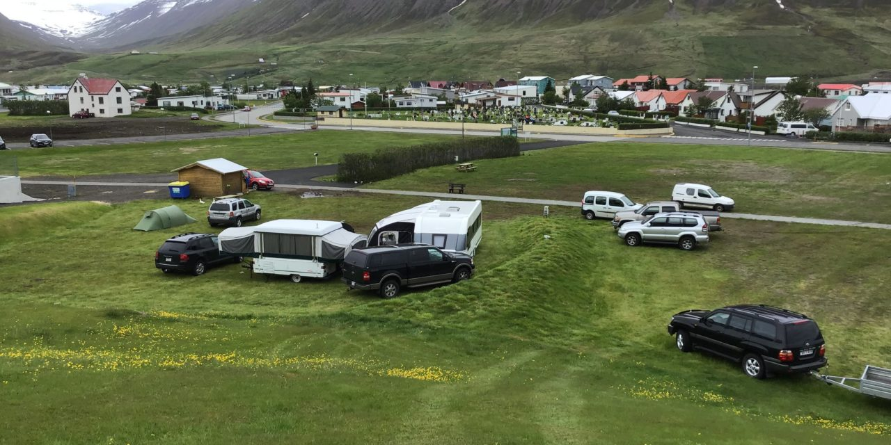 Kaffi Klara ehf sér áfram um rekstur tjaldsvæða í Fjallabyggð