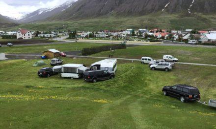 Bætt aðstaða á tjaldsvæðum í Fjallabyggð