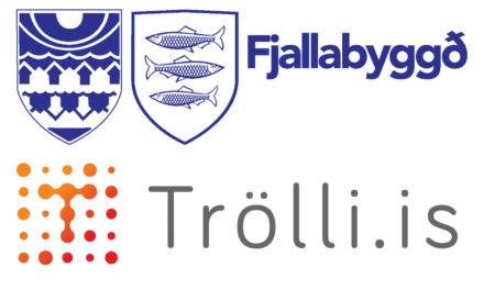 Trölli mun senda út bæjarstjórnarfundi Fjallabyggðar