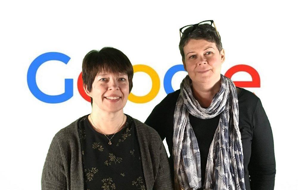 Vottaðir Google-leiðbeinendur í MTR