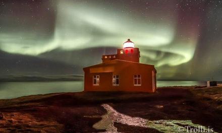 Tíðarfar febrúar 2019 á Sauðarnesi