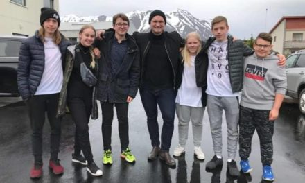 38 ungmenni frá Fjallabyggð fara á Samfés
