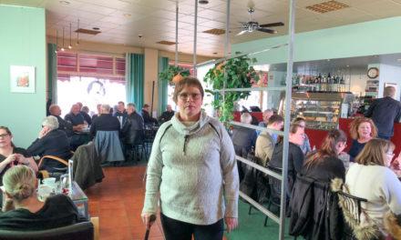 Vilborg Traustadóttir með einkasýningu á Kaffi Mílanó
