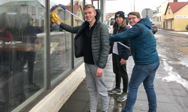 Góðgerðavikan í fullum gangi