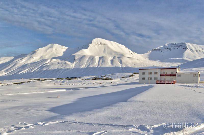 Fá afnot af æfingasvæði við Hól
