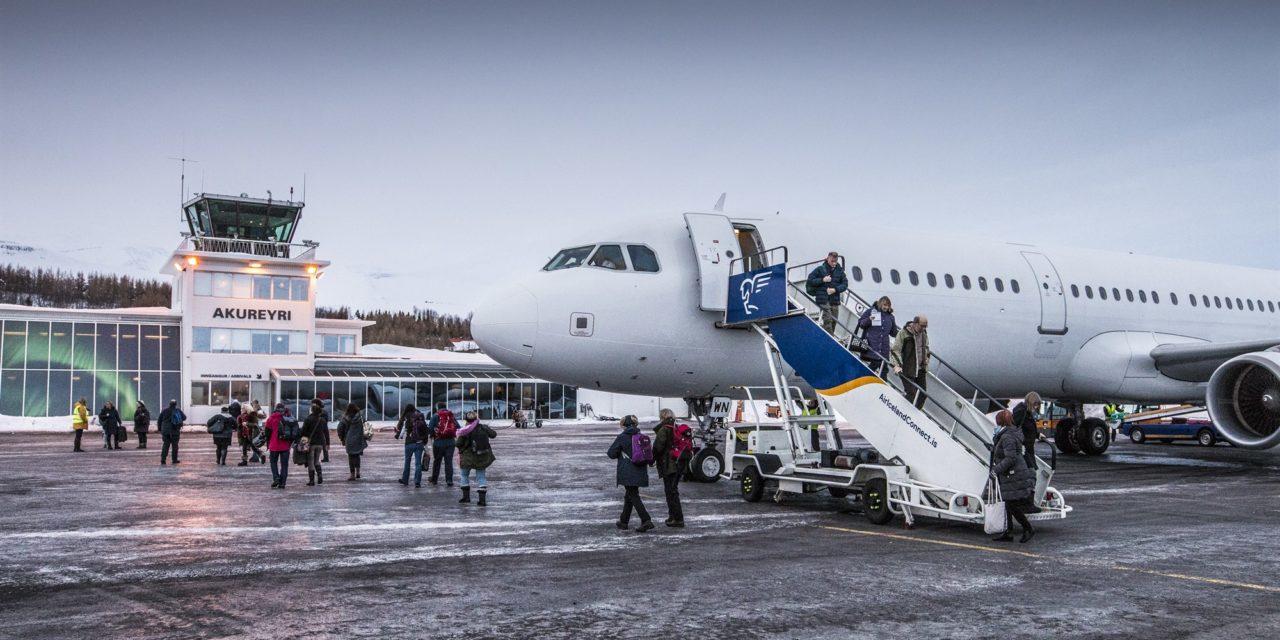 Transavia flýgur til Akureyrar