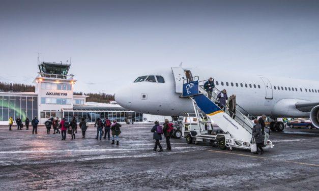 Super Break flýgur áfram til Akureyrar
