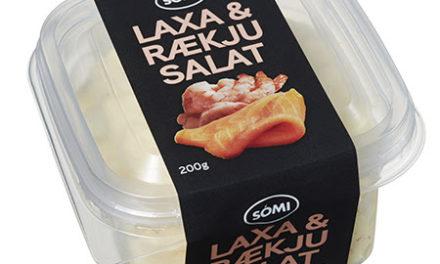 Listería í salati frá Sóma