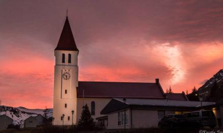 Ekkert helgihald í Siglufjarðarkirkju vegna COVID-19