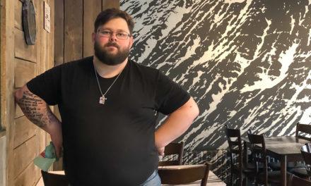 Að ofan – Mögnuð ljósmyndasýning á Torginu restaurant