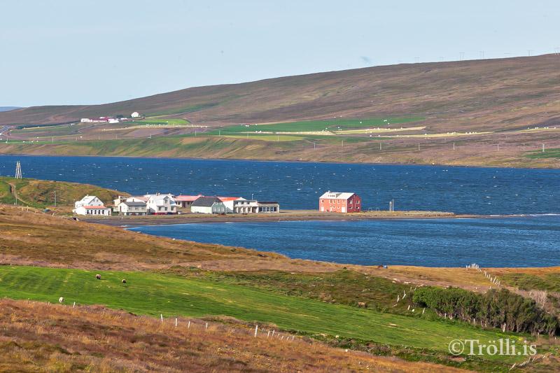 Verndarsvæði í byggð á Borðeyri staðfest