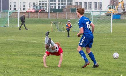 Markasúpa á Ólafsfjarðarvelli