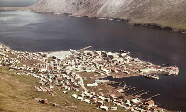 Þormóðseyri á Siglufirði verndarsvæði í byggð