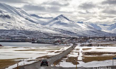 Snjómokstur í Dalvíkurbyggð