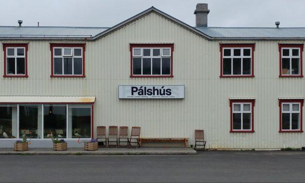 """Sýningin """"Ólafsfjarðarvatn"""" opnuð í Pálshúsi í dag"""