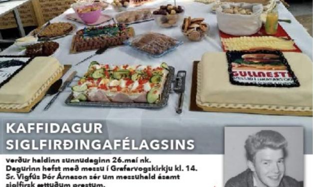 Siglfirðingamessa í Grafarvogskirkju í dag kl. 14:00