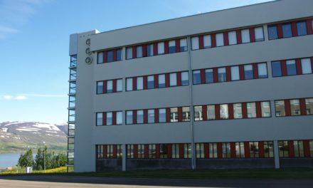 Sjúkrahúsið á Akureyri hlýtur ISO-vottun