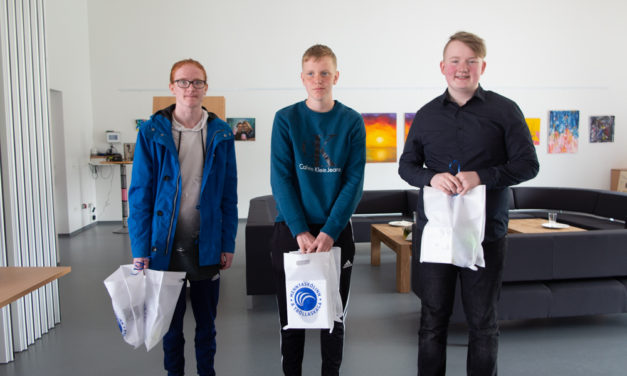 Stærðfræðikeppni 9. bekkinga – úrslit