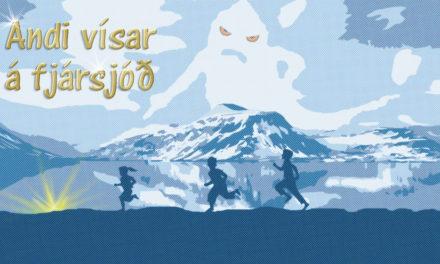Andi Vísar á Fjársjóð