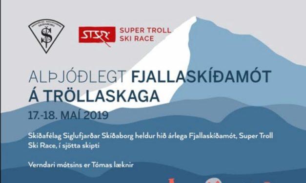 Super Troll Ski Race – Alþjóðlegt fjallaskíðamót á Tröllaskaga