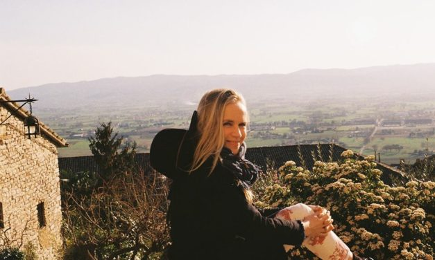Kristín Gunnlaugsdóttir sýnir í Kompunni