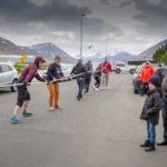 Hver var aðkoma Fjallabyggðar að sjómannadagshelginni í Ólafsfirði?