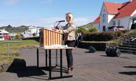 Hátíðarræða Heiðveigar Maríu