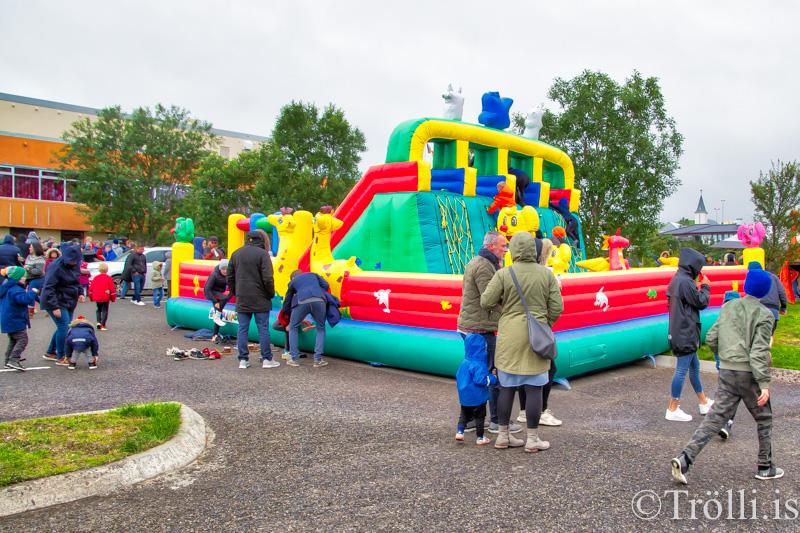 Þjóðhátíðardagskrá Húnaþings vestra á Hvammstanga