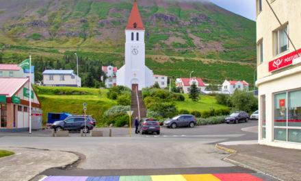 Unglingarnir vilja að NEON verði áfram á Siglufirði