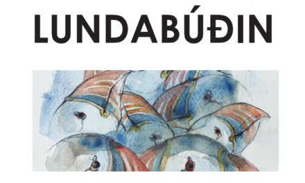 """""""Lundabúðin"""" í Söluturninum við Aðalgötu"""
